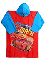 Disney - Car Print Splash Baggy Rain Coat