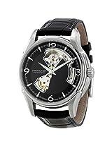 Hamilton Jazzmaster Open Heart Black Dial Automatic Men'S Watch - Hml-H32565735
