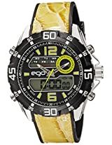 Maxima Ego Analog-Digital Multi-Color Dial Unisex Watch - E-33151PPAN