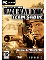 Delta Force - Black Hawk Down: Team Sabre (PC DVD)