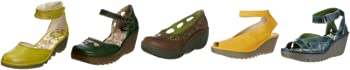 Fly London Women's Yuna Wedge Heel