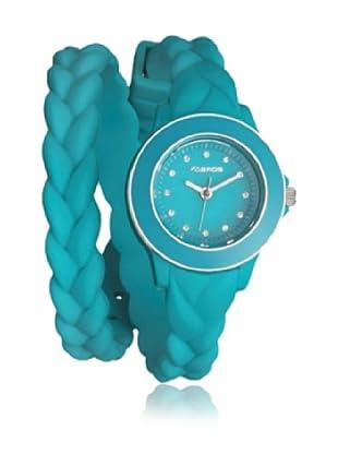 K&Bros  Reloj 9569 (Verde)