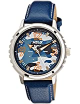 Helix Analog Grey Dial Men's Watch - TW025HG01