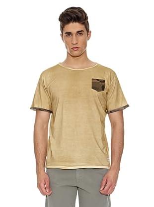Carrera Jeans Camiseta Lavado (Beige)