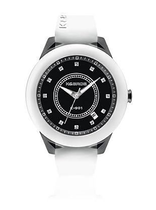 K&Bros  Reloj 9165 (Negro / Blanco)