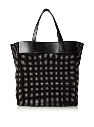 Saint Laurent Women's Shopping Tote, Black