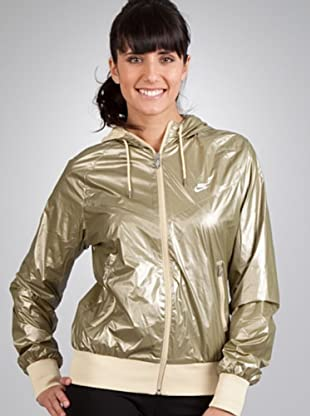 Nike Cazadora (Dorado)