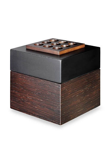 Easy Scent by Lampe Berger Black Wood Fragrance Diffuser Cube