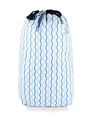 Malabar Bay Sailor Laundry Bag, Blue