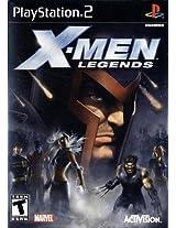 X-Men Legends - PlayStation 2