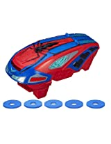 Funskool The Amazing Spider-Man 2 Motorized Spider Force Web Blaster - Pack of 1, 5