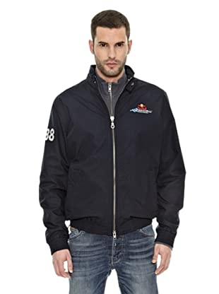 Red Bull Chaqueta Blouson (Azul Royal)