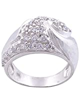 BJ JEWELS R82 92.5% Sterling Silver Ring For Women
