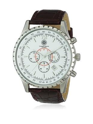 Constantin Durmont Reloj de cuarzo Man CD-AERO-QZ-LT-STST-WH  47 mm
