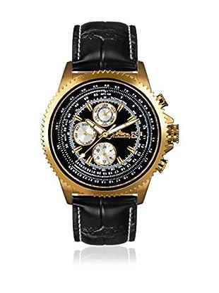 Richtenburg Reloj automático Man R10800 Panama Negro / Oro 42.0 mm