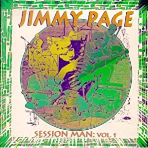 James Patrick Page Session Man vol.1