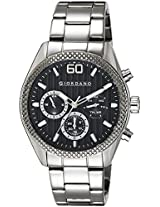 Giordano Analog Black Dial Men's Watch - 1722-11