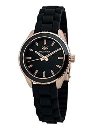 Wellington Damen-Armbanduhr Karamea Analog Silikon WN508-322