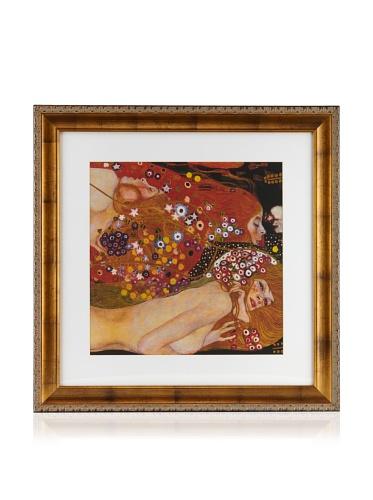 Gustav Klimt - Water Serpents (Full), 28