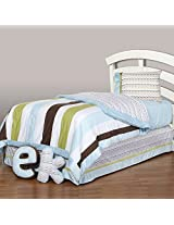 One Grace Place Puppy Pal Boy Twin Bedding Set, 3 Piece