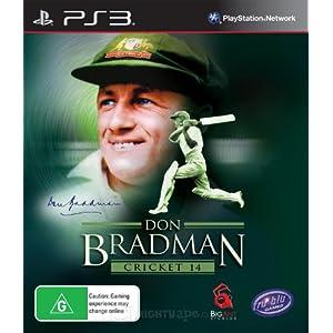 Don Bradman Cricket 14 (PS3)