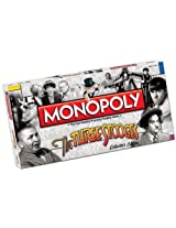 Monopoly the Three Stooges Board Game