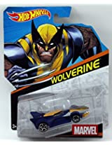 Hot Wheels 1:64 Marvel Series No 7/12 - Wolverine, Multi Color