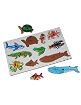 Kido Toys Name the Aqua Animals
