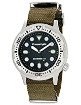 Freestyle Freestyle Unisex 10019173 Ballistic Dive Analog Display Japanese Quartz Black Watch - 10019173