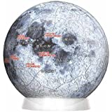 3D���̃p�Y�� 60�s�[�X �����V -THE MOON- (���a��7.6cm)��̂܂�ɂ��