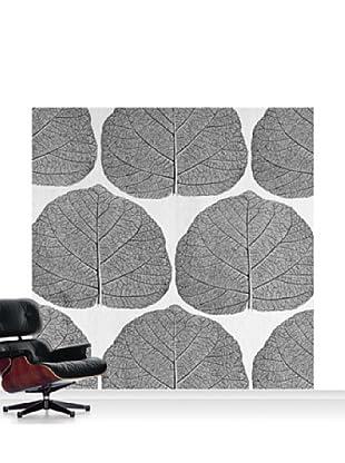 Conran Fabric Archive Leaf Mural, Standard, 8' x 8'