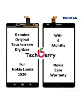 Genuine Original Touch Screen Digitizer For Nokia Lumia 1520 With 6 Months Nokia Warranty From Techberry.in