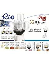 Maggi Rio All in One 3G Food Processor Attachment for your Mixer