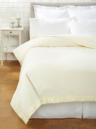 JOHN ATKINSON by Hainsworth Duchess Blanket (White)