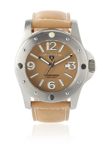 Swiss Legend Men's Conqueror Tan Leather Watch