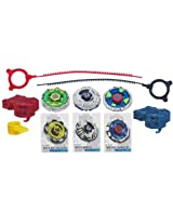 Beyblade Metal Fury Nemesis Crisis Pack Legendary Bladers Tops