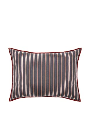 Tommy Hilfiger Spectator Plaid Collection Breakfast Pillow, Khaki