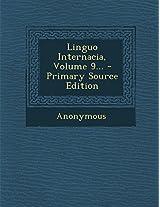 Linguo Internacia, Volume 9...