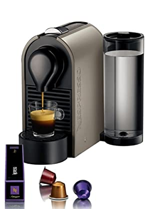 Krups Máquina de Café Nespresso U Taupe