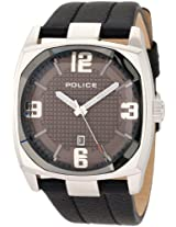 Police Analog Grey Dial Men's Watch - PL12963JS/61