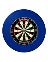 New Winmau Dart Board Surrounds (Plain Blue)
