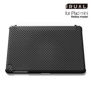 IRUAL MESH SHELL CASE for iPad mini - Black