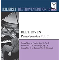 Idil Biret Beethoven Edition Vol. 16