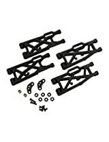 Kyosho LAW43 NCG Front and Rear Suspension Arm Set