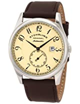 Stuhrling Original Analog Beige Dial Men's Watch - 171B.3315K77