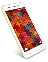 Karbonn Machone Plus (White-Gold)