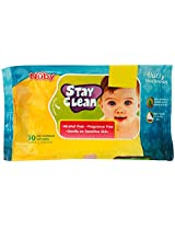 Nuby Disposable wet wipes 30 sheets