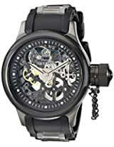 Invicta Men's 17275 Russian Diver Analog Display Mechanical Hand Wind Black Watch