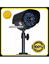 Sony Chip-48 IR LED weatherproof Night vision CCTV Color Camera 600TVL-