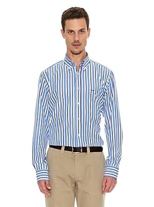 Tenkey Camisa Walton (Azul)